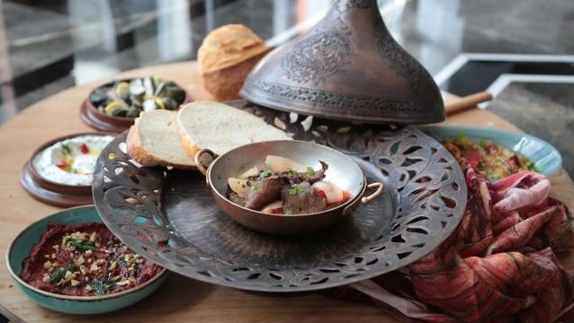 Anadolu'nun eşsiz lezzetleri Hilton İstanbul Bomonti'de