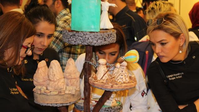 Dünyanın en iyi pastacıları Türkiye'ye geliyor